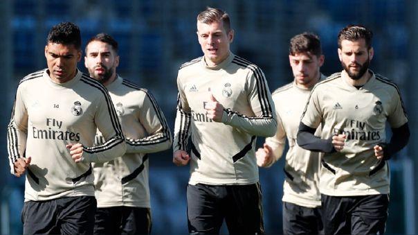 Real Madrid volvería a los entrenamientos el 4 de mayo