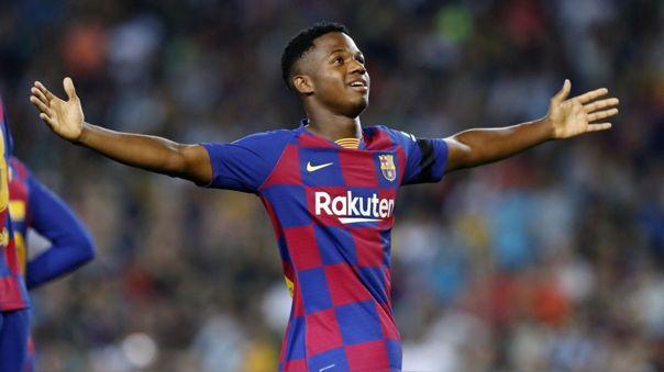 Barcelona: el poderoso equipo de la Bundesliga que seduce a Ansu Fati