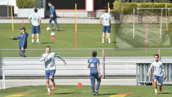 La Bundesliga busca reiniciar la competencia en mayo