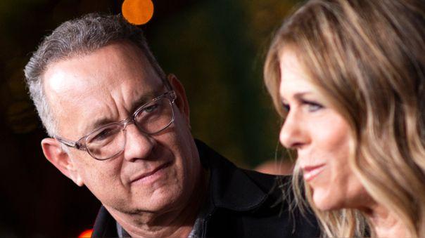 Hanks y su esposa sobrevivieron al COVID-19.