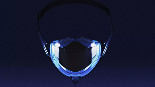 Las mascarillas N95 Amazfit Aeri llegan con un diseño transparente y sensor de aire.
