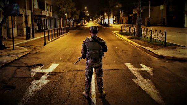 94.6% de ciudadanos de Lima y Callao aprueba la labor de los policías y las Fuerzas Armadas durante la cuarentena.