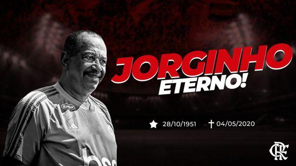 Muere por coronavirus Jorginho, masajista del Flamengo desde hace 40 años
