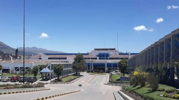 Hospital Adolfo Guevara Velasco