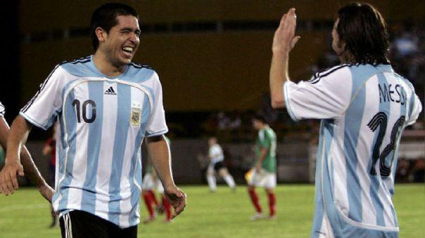 Sergio Batista contó detalles de cómo se forjó la amistad entre Messi y Riquelme