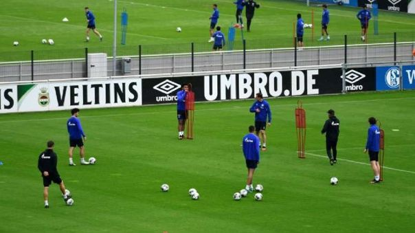 Clubes de la Bundesliga realizaron pruebas de descarte a sus futbolistas