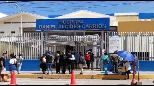 Reo falleció camino al hospital Daniel Alcides Carrión