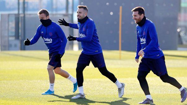 Barcelona lidera la clasificación de La Liga 2019-20
