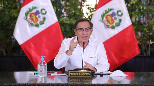 Casos de coronavirus aumentan en el Perú.