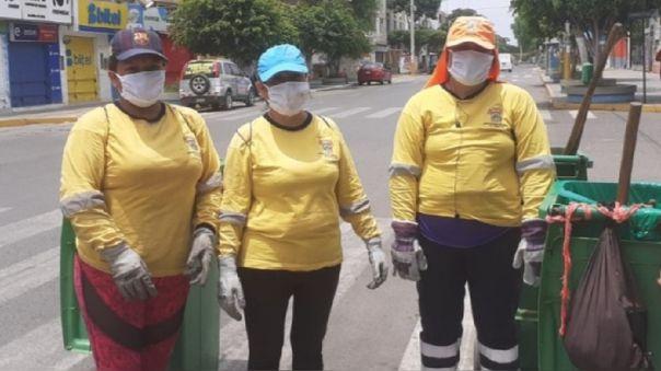 obreros municipales