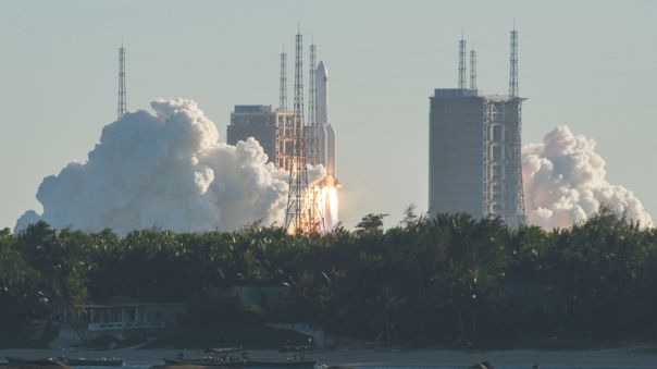 CHINA-SPACE-LAUNCH