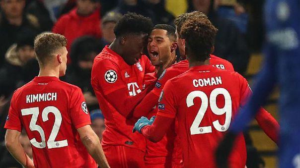 Según prensa de Alemania: Bayern Munich renovó a volante titular