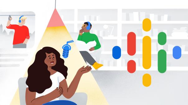 Google Podcasts nos trae el esperado escritorio de administración para contenido