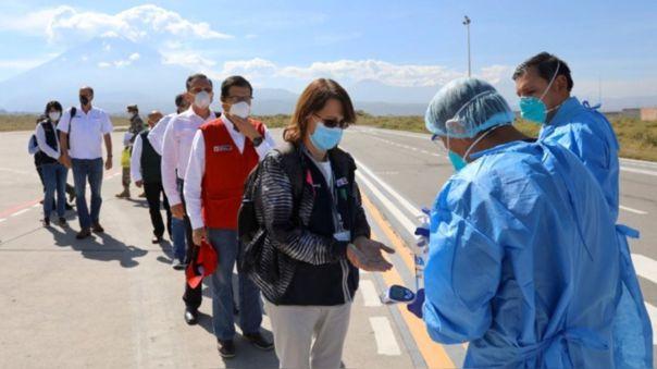 La presidenta del COmando COVID-19, Pilar Mazzetti, confirmó a RPP Noticias que Loreto y las regiones del norte serán las primeras en recibir los nuevos ventiladores mecánicos.