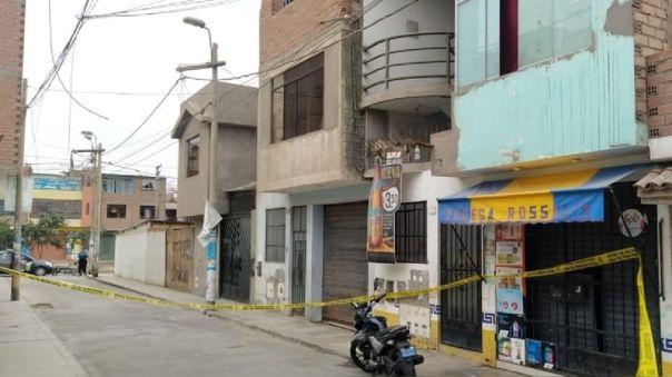 Crimen en Carabayllo