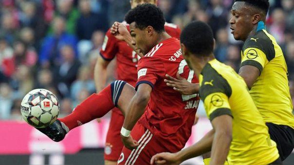 Bayern Múnich y Borussia Dortmund disputan el título de la Bundesliga 2019-20