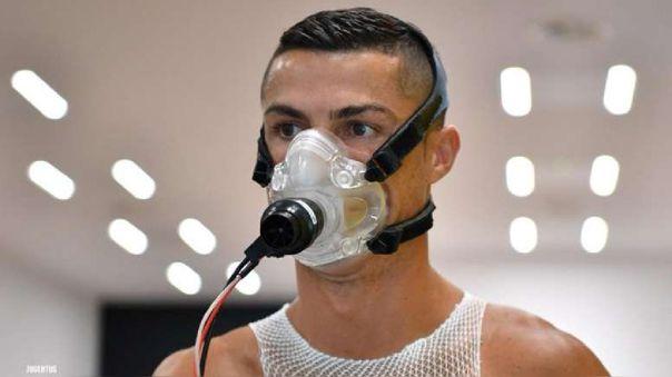 Cristiano Ronaldo fue sometido a la prueba del hisopado para determinar si tiene coronavirus