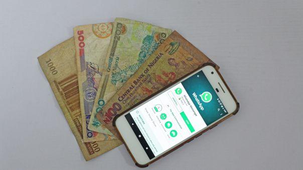 WhatsApp cada vez más cerca de implementar sus transacciones de dinero.