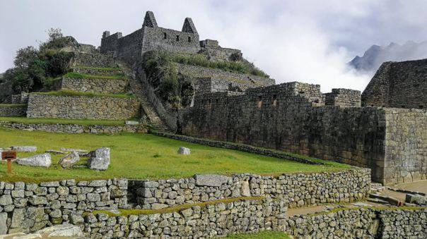 Resguardan Machu Picchu