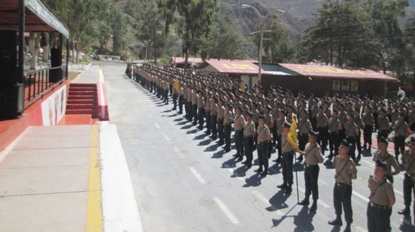 Escuela de la Policía