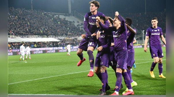 Fiorentina reportó casos positivos por COVID-19