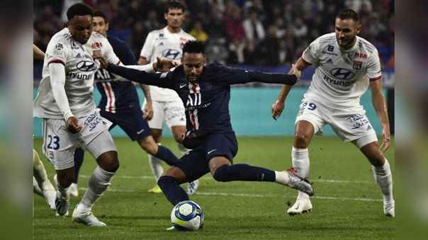 Olympique Lyon vs. PSG