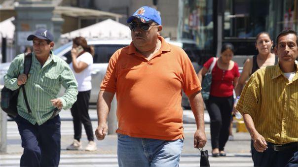 Las personas con obesidad con consideradas como parte de la población de riesgo ante el nuevo coronavirus.