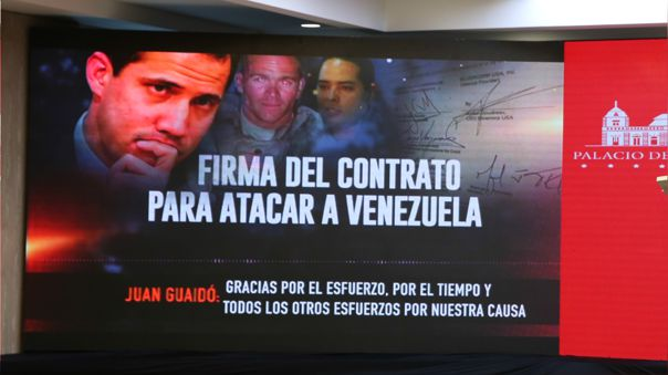 VENEZUELA-POLITICS-RODRIGUEZ
