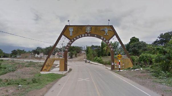 Casos de coronavirus llegaron a distrito de Oyotún