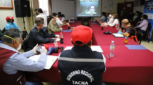 Autoridades de Tacna