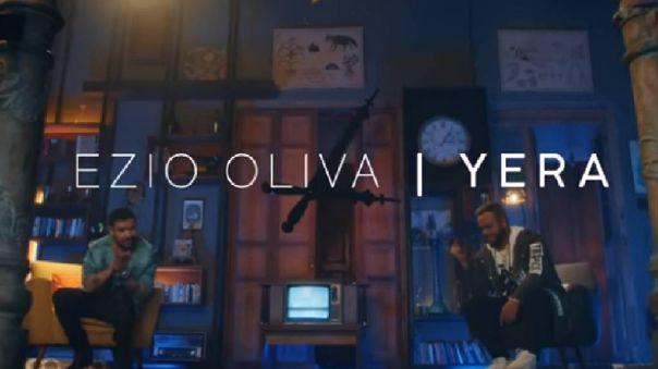 Ezio Oliva lanza versión remix de su sencillo '30 horas' junto a Yera