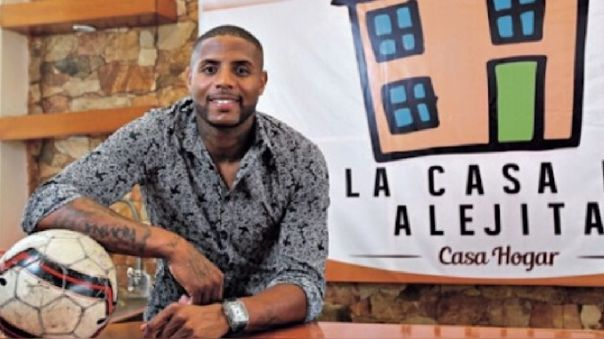 """Roberto Guizasola creó su fundación """"La Casita de Alejita"""", en honor a su madre"""