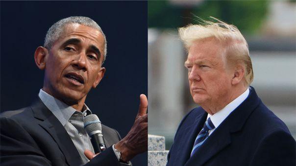 Obama hizo la dura crítica, la más explícita que le ha hecho hasta ahora.