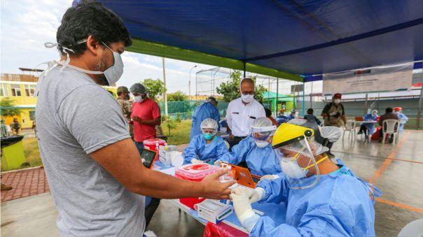 Hasta el 10 de mayo, Perú registra 67 307 contagiados de COVID-19 y 1889 fallecidos.