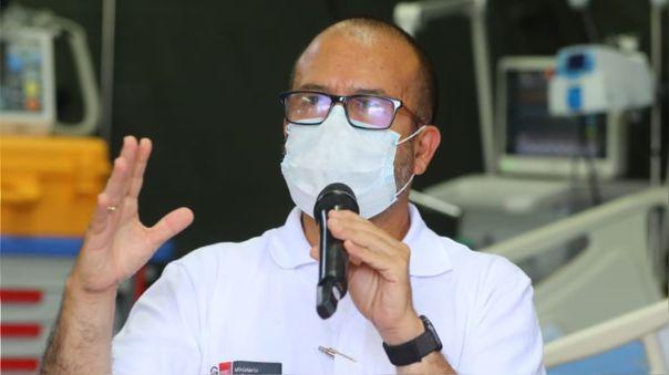 El ministro aseguró que la obligatoriedad del uso de guantes se encuentra en evaluación.