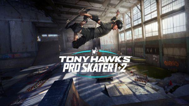 Tony Hawk's Pro Skate 1 + 2