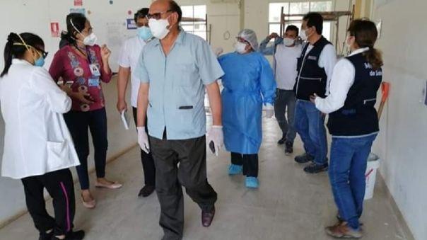Se incrementen casos de coronavirus en Ucayali