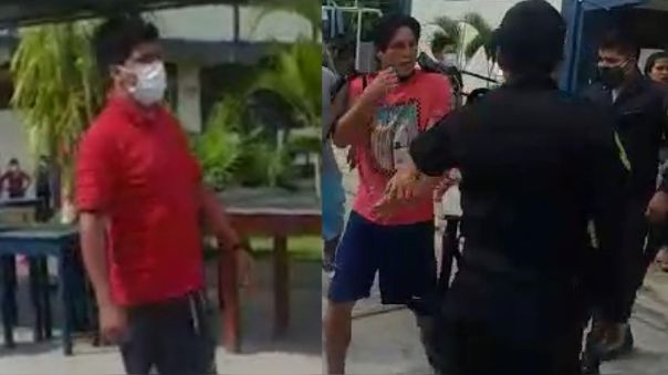 Sentenciados por agredir a policías
