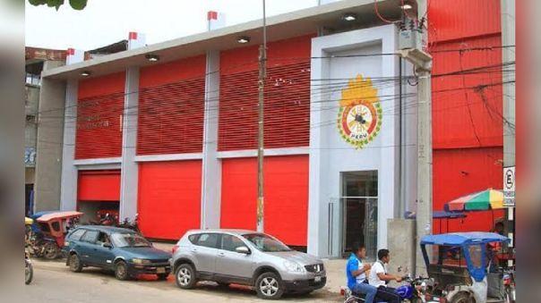 Ucayali bomberos