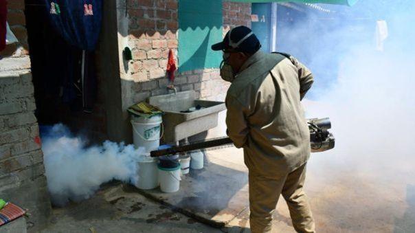 Dengue se incrementó en plena emergencia sanitaria por el nuevo coronavirus