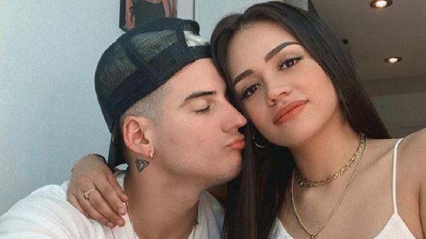 Mayra Goñi afirma que su romance con Nesty está muy bien.