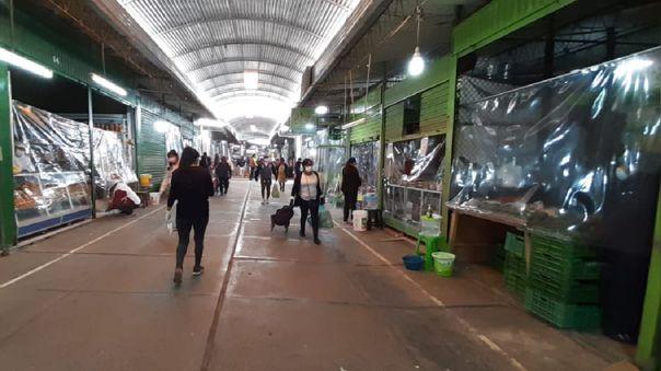 mercado de Tacna