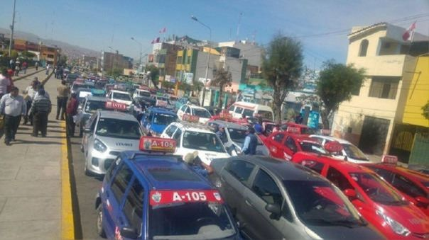 Taxis Arequipa