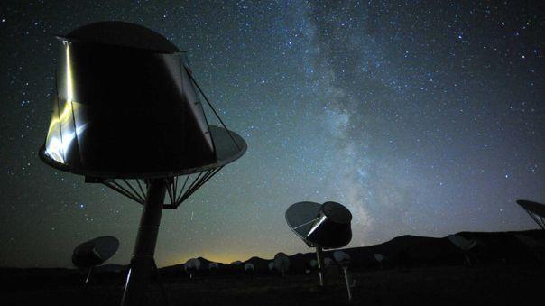 Radiotelescopio Allen