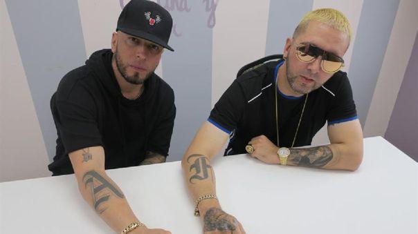 El dúo puertorriqueño Alexis y Fido lanzó su nuevo disco