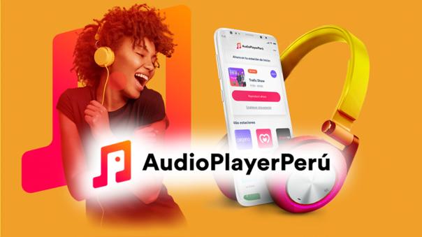 La nueva manera de escuchar radio de manera inteligente y adaptada a tus gustos y hábitos: AudioPlayerPerú