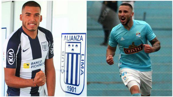 Steven Rivadeneyra fue fichado por Alianza Lima en 2020
