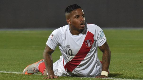 Jefferson Farfán fue mundialista con la Selección Peruana en Rusia 2018