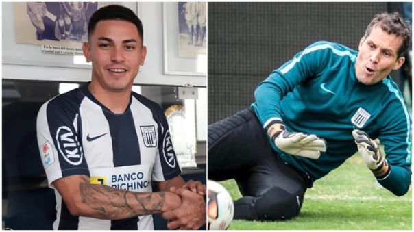Jean Deza retornó a Alianza Lima en 2020