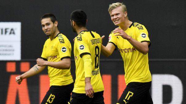 Borussia Dortmund 4-0 Schalke 04: resultado, resumen del partido ...